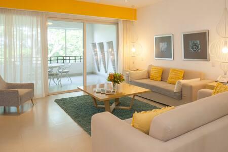 Huge Sunny Penthouse on Golf Course - Nuevo Vallarta West - Wohnung