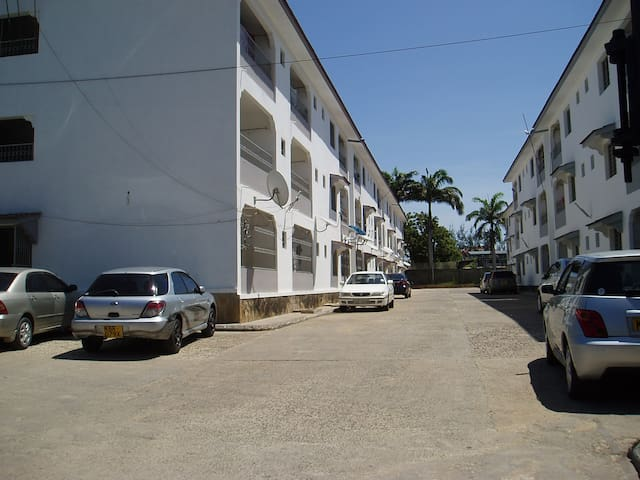 Cozy and private apartment in Nyali