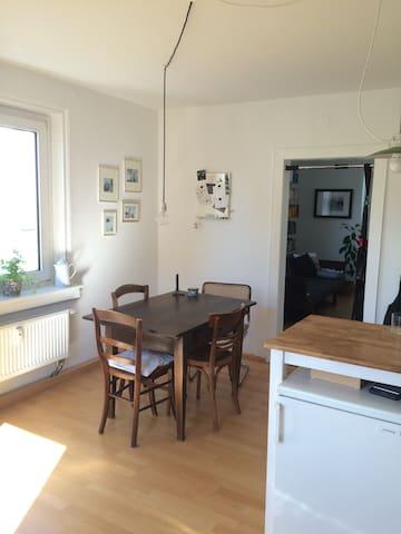 Schöne Wohnung in Petershausen - Konstanz - Apartment