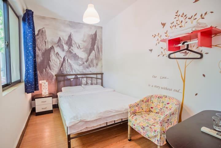 single travelor's favorite room
