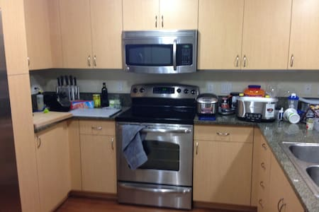 Two Bedroom near MSFT & Transit Cen