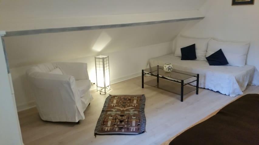 Chambre Azur (1 à 3 personnes)