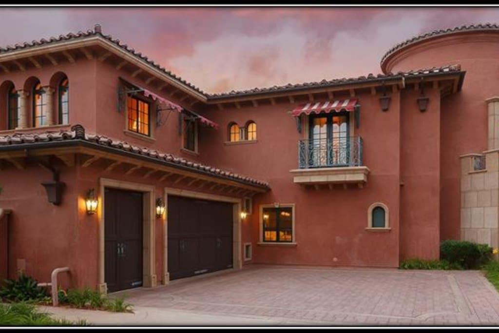 Villas At Grand Del Mar San Diego California