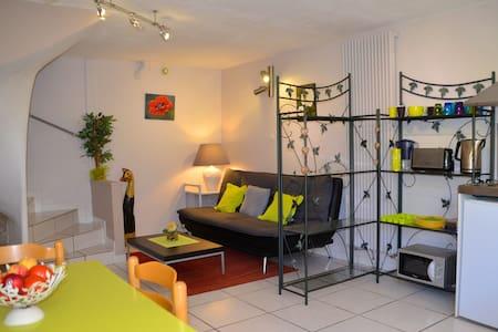 Duplex entre St-Emilion et Bergerac - Sainte-Foy-la-Grande - Appartement