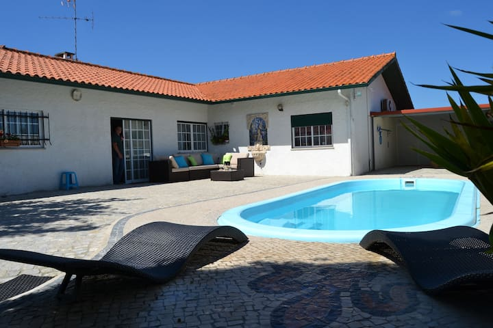 Villa with private swimming pool