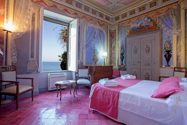 Il Monaco - Charming Sea View Villa