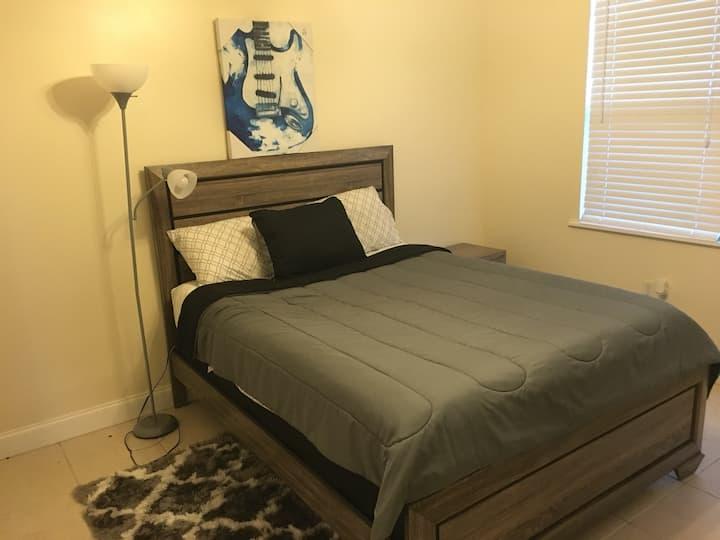 Nice cozy private room