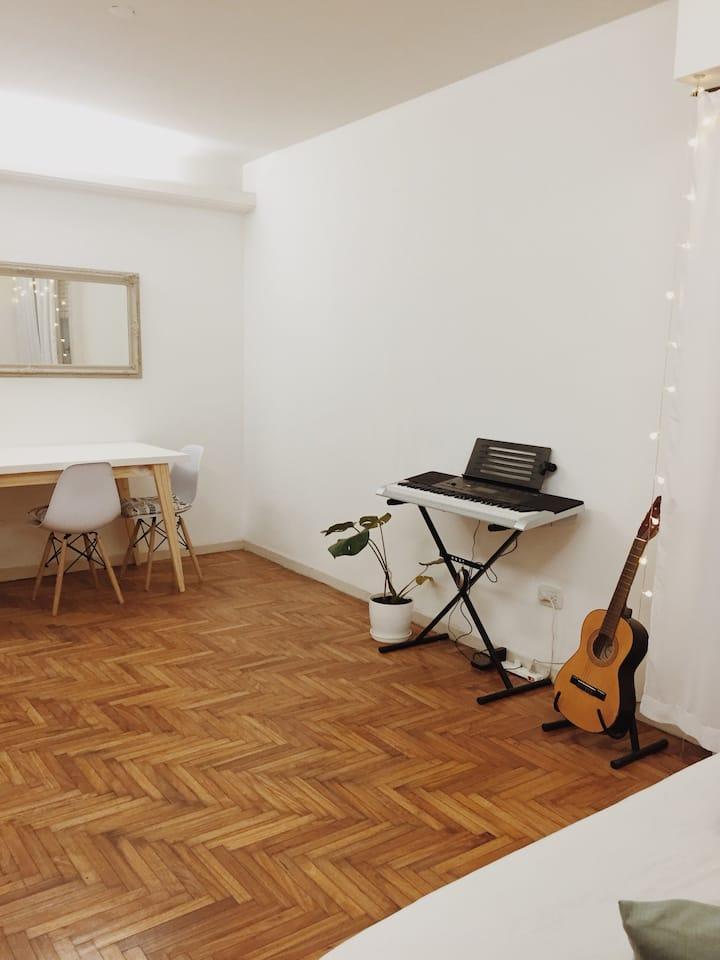 Private Room In Caballito (Exelent Location)
