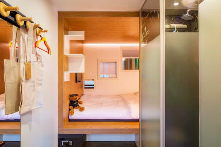 STAY COSY IN OUR BUNK ROOM WITH EN-SUITE