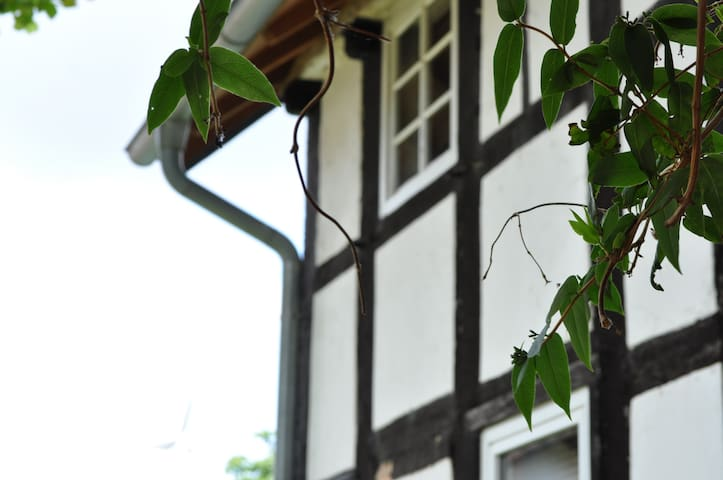 Auf dem Kleeberg - Vlotho - Apartament