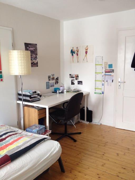 sch nes zimmer direkt bei der uni wohnungen zur miete in t bingen baden w rttemberg deutschland. Black Bedroom Furniture Sets. Home Design Ideas