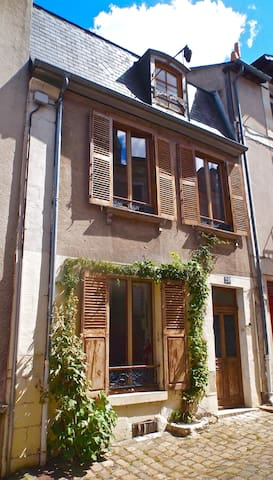Le Samson,Central  B & B in historic town, Centre - Bourges - Bed & Breakfast