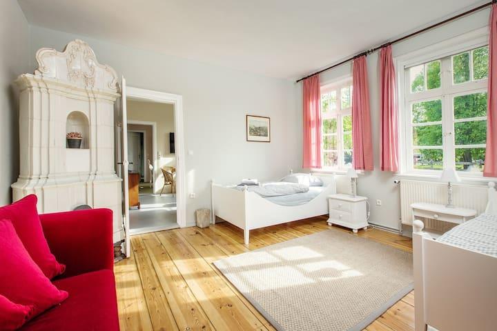 Brauhaus am Schloss Gartow - Gartow - Wohnung