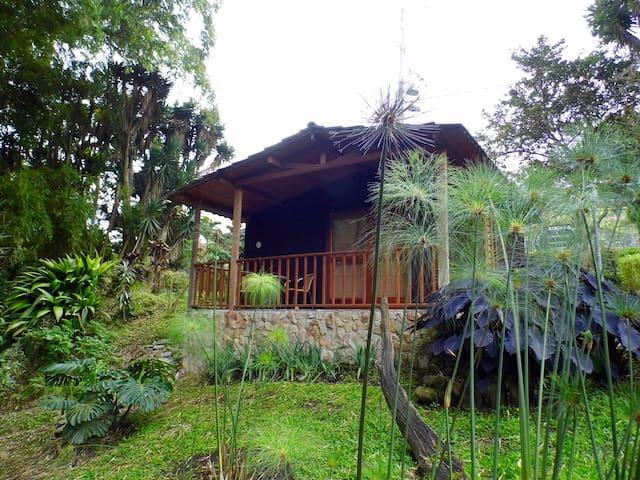 Gue Guatok, Cabaña Rural - Country Cottage