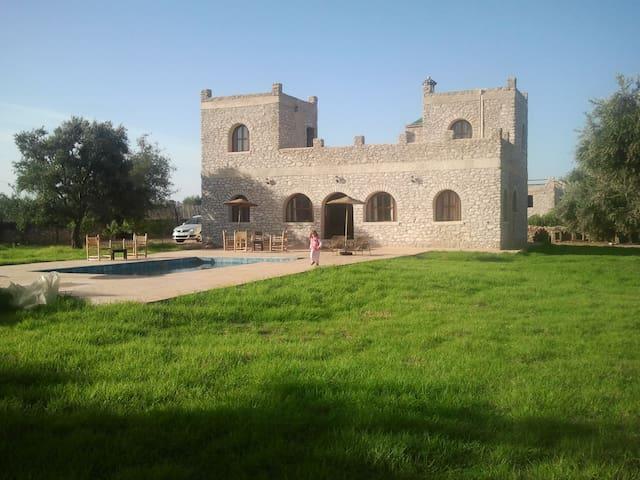 villa des arganiers - Essaouira - Vila