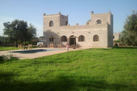 villa des arganiers - Essaouira
