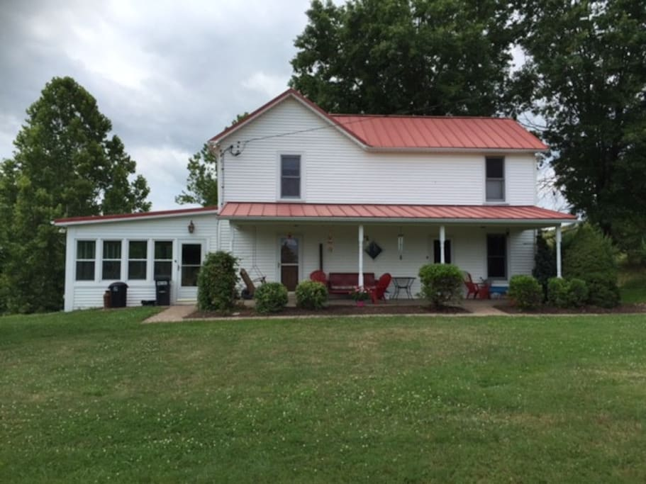 Sweet Brisby Farm - Houses for Rent in Washington, West ...