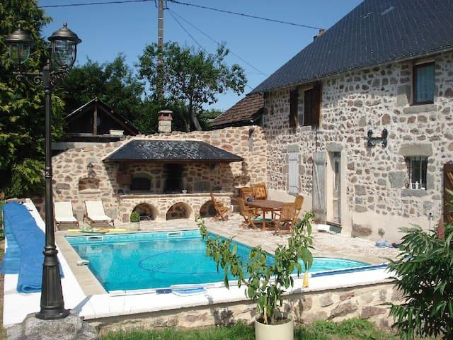 Chambres d'hôtes Meix Jeannin - Alligny-en-Morvan