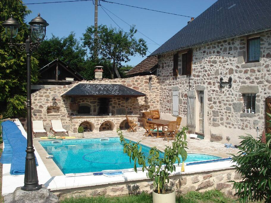 Chambres d 39 h tes meix jeannin huizen te huur in alligny for Chambre d hotes frankrijk