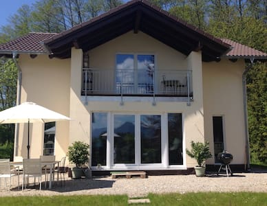 Cosy mountain view family home - Raubling - Dom