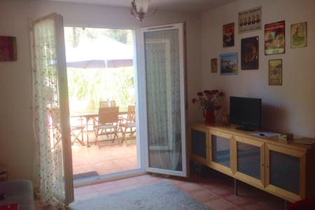 Pleasant walk to Town & Shared Pool - Pézenas - Villa