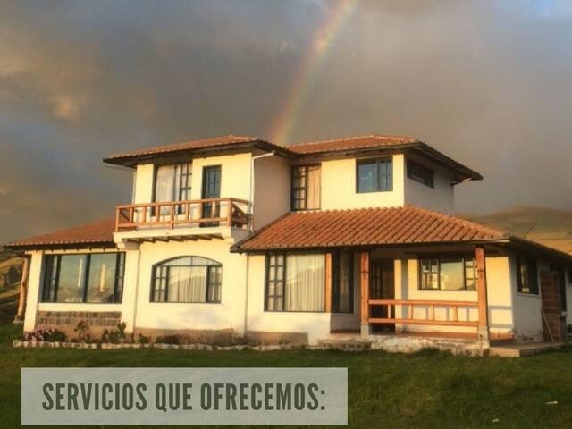 Casa Rústica de Campo