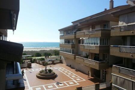 Apartamento frente al mar - El Grao