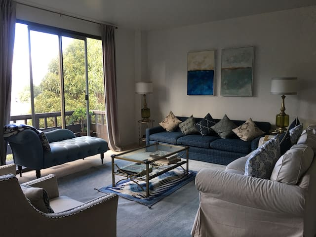 Big stand alone condo great views in Sausalito - Sausalito - Leilighet
