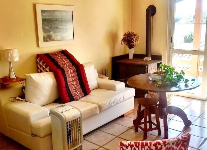 Apartamento 25min Gramado,20 min Serra Park,Templo