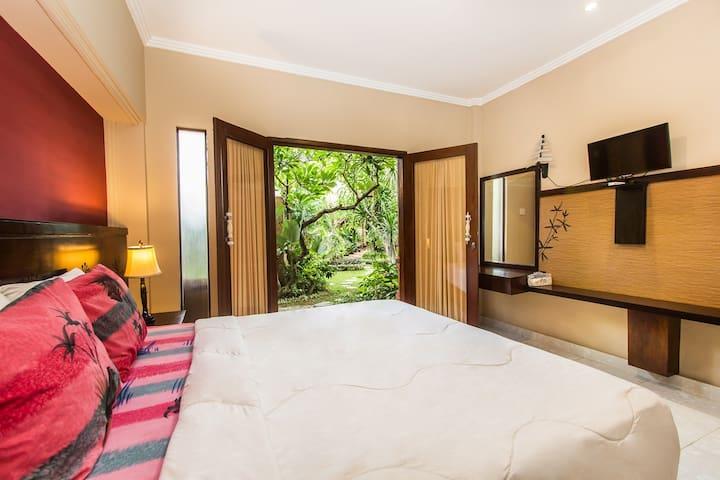 Superior Double with Terrace @Mahe Garden Inn