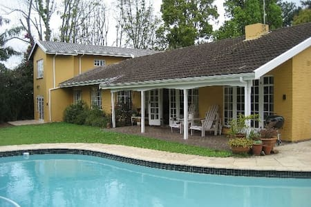Calmswood Guest House - Kloof