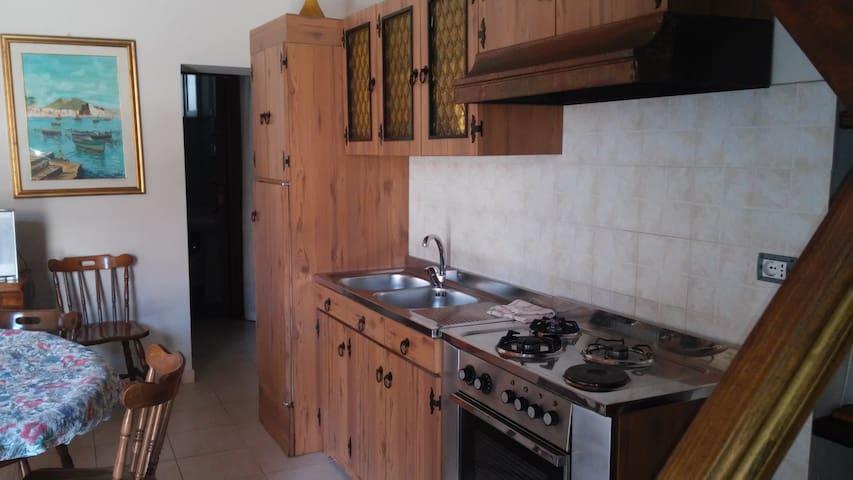 La casa col soppalco - Bova Marina - Casa