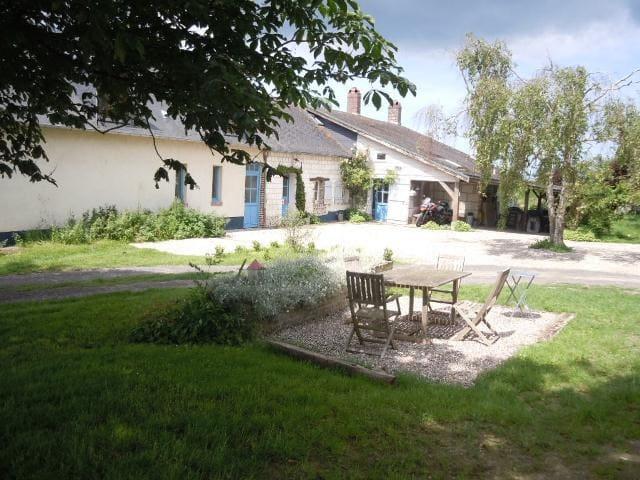 """Baie de Somme 13 personnes """"Le Moulin"""" - port le grand - Casa"""