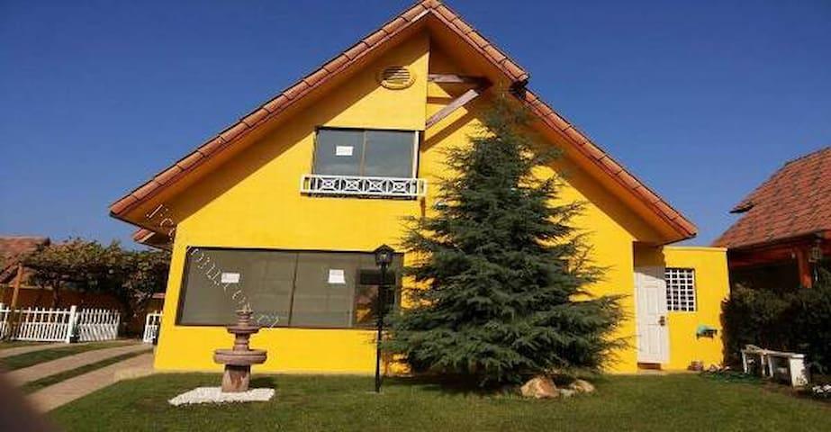 Casa en Jardines de Paso Hondo, QUILPUE - Quilpué - Ev