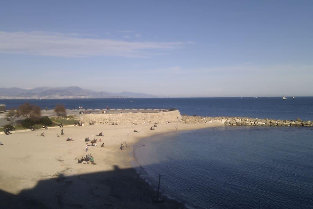 Kort vei til Middelhavets strender