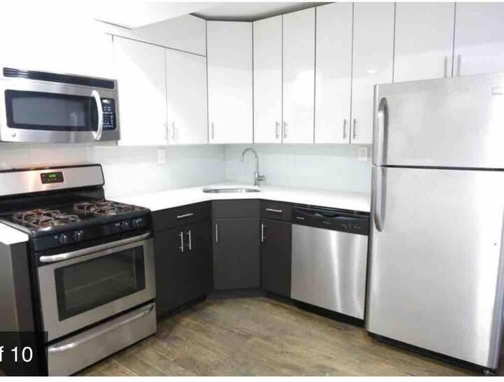 Central Harlem Oasis 3 BEDROOM LED Entire House
