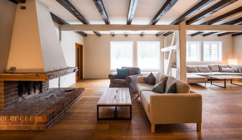 Haus im Wald - Rucksmoor - Gartow - Huis