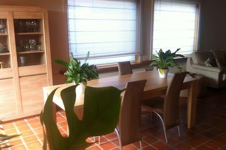 for 2 people, excellent breakfast - Sint-Gillis-Waas - Szoba reggelivel