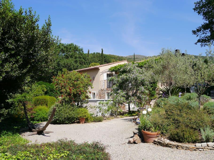 Villa Rive Belle Massif Des Maures Chambres D H 244 Tes 224