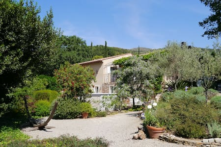 Villa Rive Belle -Massif des Maures - Grimaud