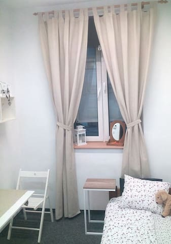 Enchanted room for couple in Krakow - Krakova - Huoneisto