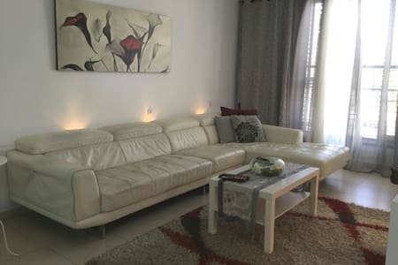 Apartment between TLV & Jerusalem - Ramla