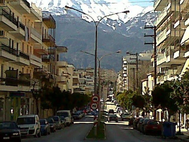 Hellas Palace Apartemnts Sparta Greece - Sparta - Apartamento