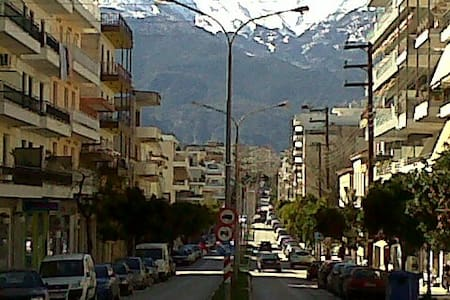 Hellas Palace Apartemnts Sparta Greece - Sparta - Lägenhet