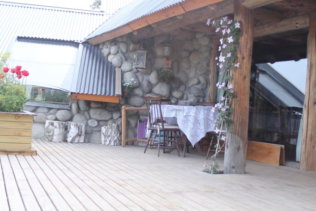 amplio deck