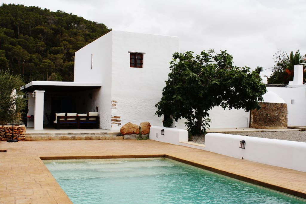 Ibiza beatiful house in ibiza houses for rent in sant - Ibiza house renting ...