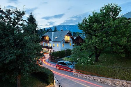 Charming Rooms in the heart of Bled (up to 5 prs.) - Bled