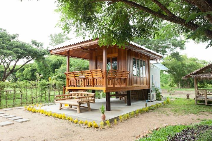 สวนไผ่โฮมสเตย์ BAMBOO HOMESTAY - Tambon Ban Paen