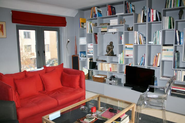 Vue Lac - Ottignies-Louvain-la-Neuve - Apartment