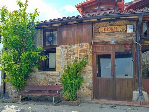 Descanso en Burgozarre